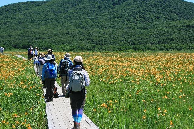 磐梯高原ハイキング