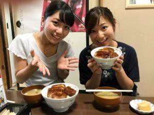 伊藤食堂のソースかつ丼