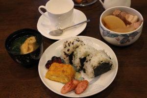 カレワラ 和食朝食