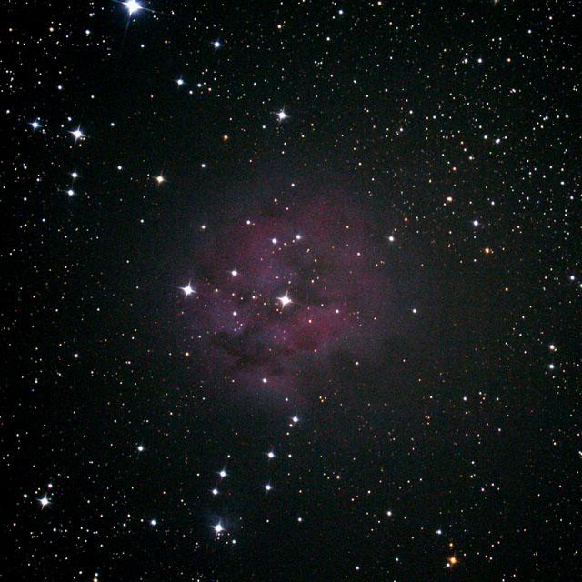 まゆ星雲 カレワラ天文台