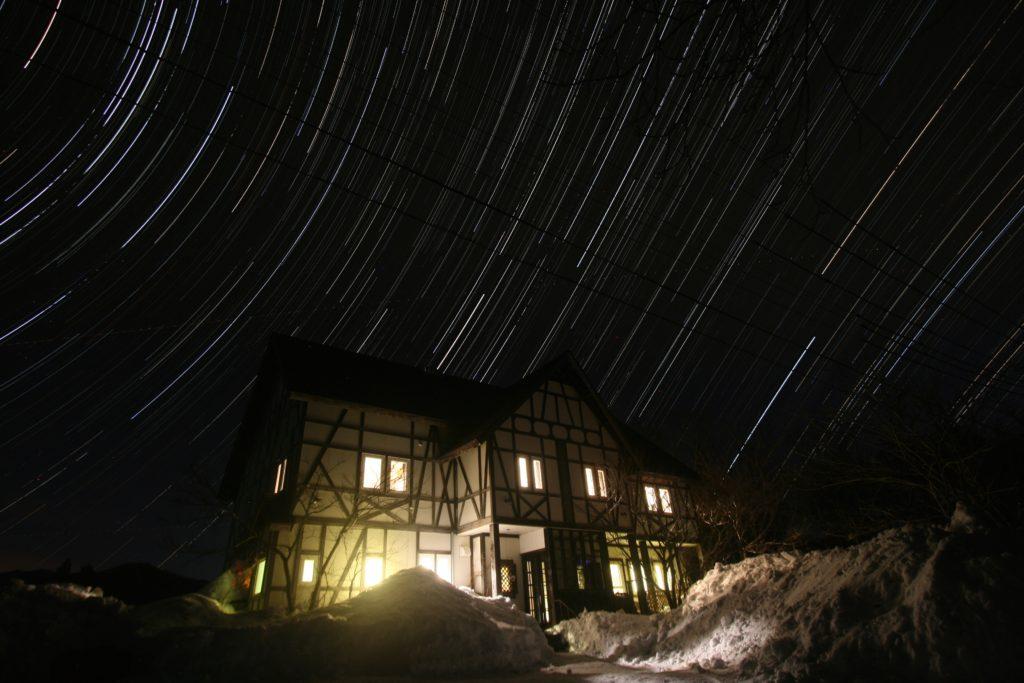 カレワラ星景写真