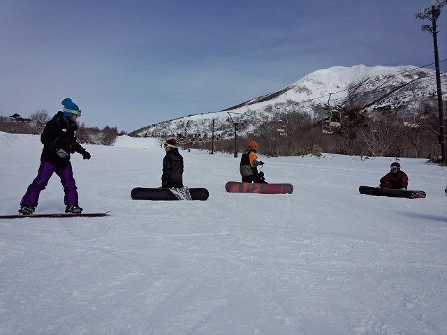 磐梯山 猪苗代リゾートスキー場
