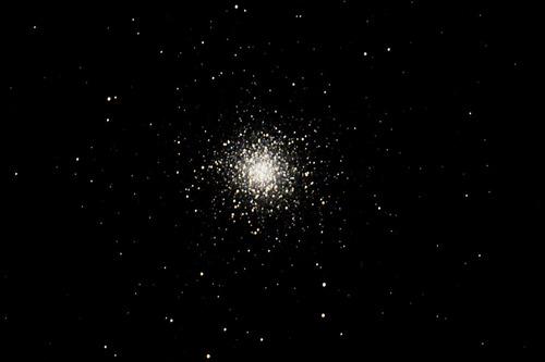 球状星団M13(ペンションカレワラ天文台)