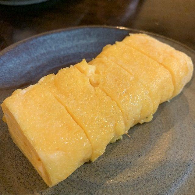 ゆきみちゃんの玉子焼き