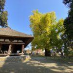 喜多方観光新熊野神社長床