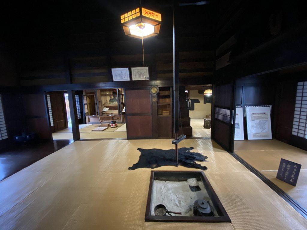 前沢集落曲家資料館