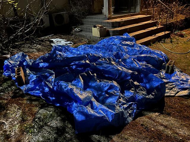 裏磐梯五色沼には霜注意報が出ています(・・;)