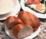 自家製焼きたてフランスパン