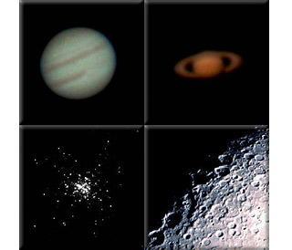 人気のある天体の画像