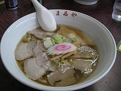 喜多方・まるや チャーシュー麺