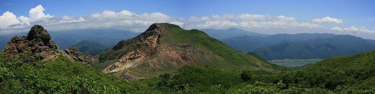 磐梯山 パノラマ1