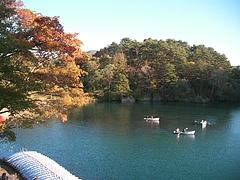 09-10-12五色沼の紅葉