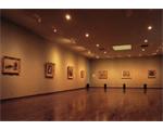 諸橋近代美術館展示室