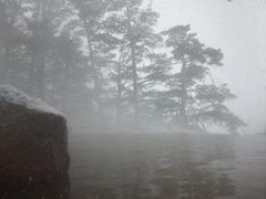 猫魔吹雪の露天風呂110116