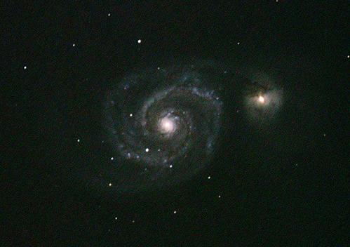 子持ち銀河