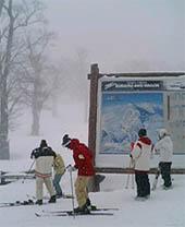 グランデコ冬