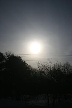 カレワラ天文台 満月