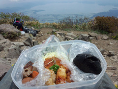 磐梯山お弁当