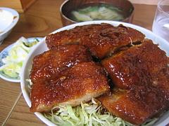 会津若松・いとう食堂 ソースかつ丼