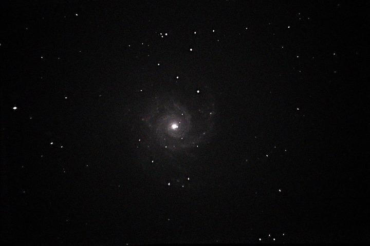 カレワラ天文台 M74