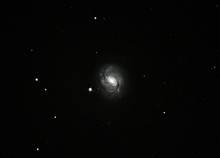 天文台のあるペンション カレワラ M77銀河
