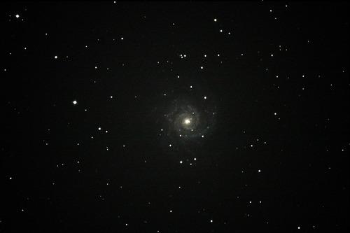 うお座系外銀河M104 カレワラ天文台