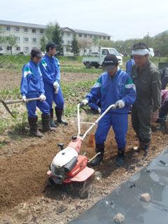 裏磐梯農業体験110526