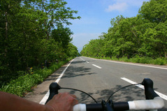 裏磐梯サイクリング1