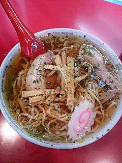 赤湯ラーメン龍上海(米沢店)