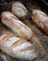天然酵母手ごね焼きたてパン