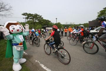 裏磐梯ファミリーサイクリング」