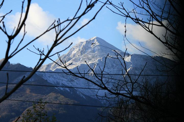 磐梯山雪 天文台のあるペンション カレワラ