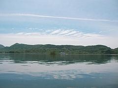 09-05-21桧原湖でカヌー