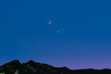 金星、木星、お月様、シュミレーション(カレワラ天文台)