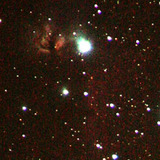 馬頭星雲やIC434