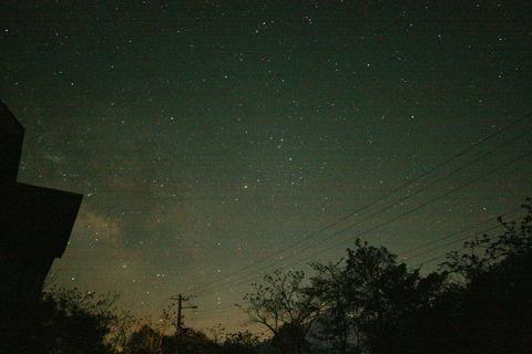 カレワラ天文台さそり座