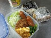 磐梯山 お弁当
