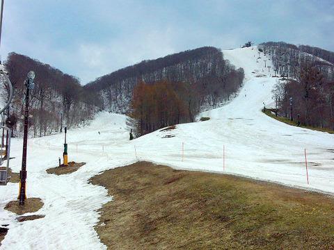 猫魔スキー場2013
