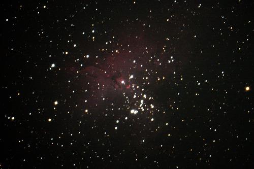 へび座のわし星雲M16 カレワラ天文台