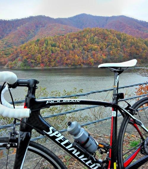 小野川湖にやってきました