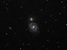 M51子持ち星団