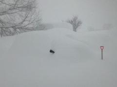大雪裏磐梯110117